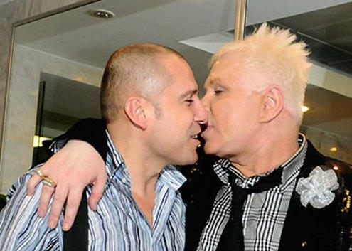 Борис Моисеев утверждает, что не занимается пропагандой гомосексуализма.