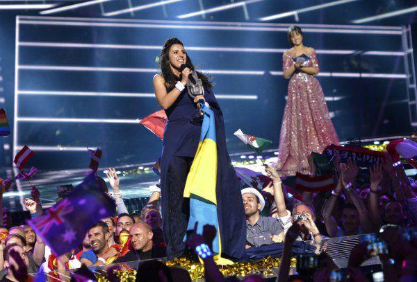 Триумфатор Евровидения-2016 Джамала