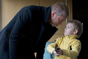 Сергей Светлаков похитил ребенка