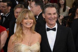Голди Хоун и Курт Рассел решили пожениться