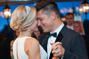 Владимир Тарасюк женился