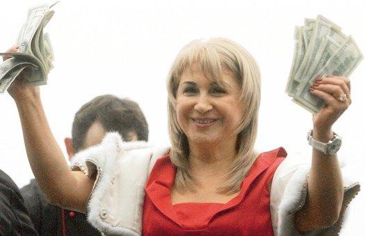 Говорят, что Айвазова и Черновецкий уже поделили совместное имущество
