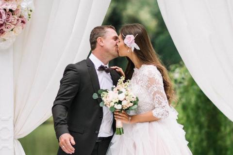 Сергей Ребров сыграл шикарную свадьбу в Киеве