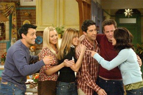 Актеры сериала «Друзья» появятся вспецвыпуске наамериканскомТВ