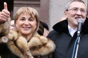 Черновецкий и Айвазова поделили имущество