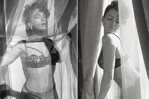 Даша Астафьева снялась в пикантной фотосессии