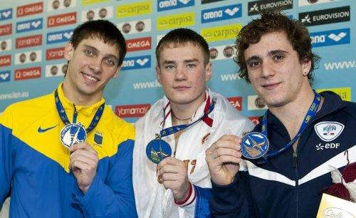 Илья Кваша (крайний слева)