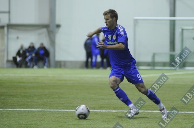 Андрей Ярмоленко в действии