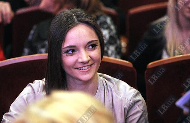 Молодая легенда украинской художественной гимнастики Анна Бессонова