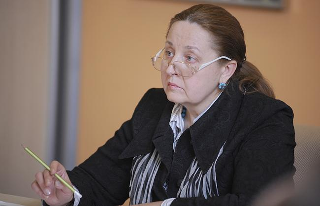 Лариса Лосюк, заместитель Главы Всеукраинской общественной организации «Ассоциация «За чистое земледелие и безопасную окружающую среду»