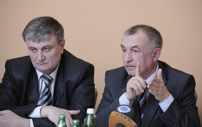 Николай Калюжный, заместитель председателя Государственного агентства земельных ресурсов Украины