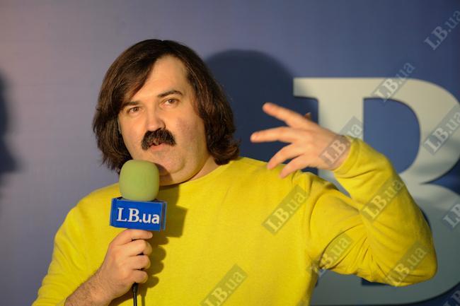 Александр Ольшанский, организатор