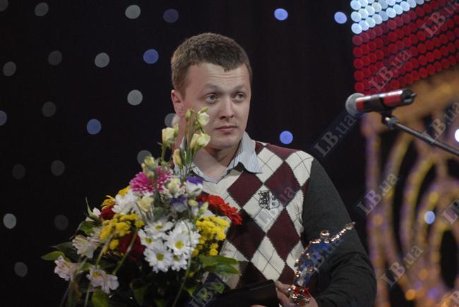 Лучший тренер года - Дмитрий Радомский (привел свою супругу к победе на чемпионате мира по гребле на байдарках и каноэ)