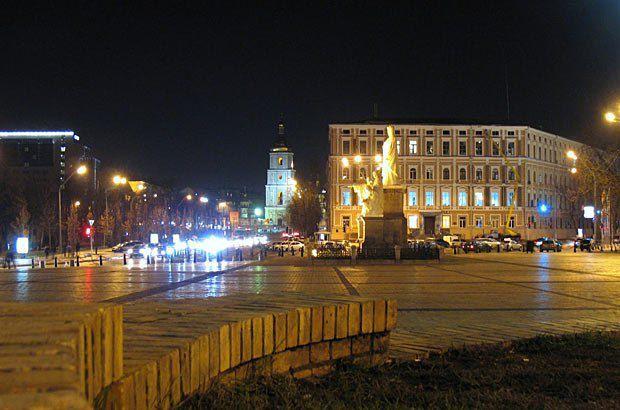 Вид на Софийский собор