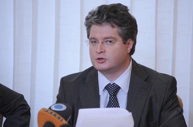 Сергей Святко, советник Министра аграрной политики Украины, директор ГП «Земельный фонд»