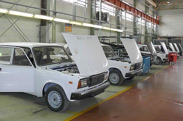 МВС планує закупити 320 легкових автомобілів ВАЗ 2107 на 17,66 мільйона гривень