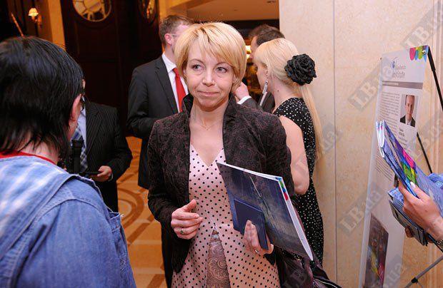 Оксана Соколова, телеведущая ICTV