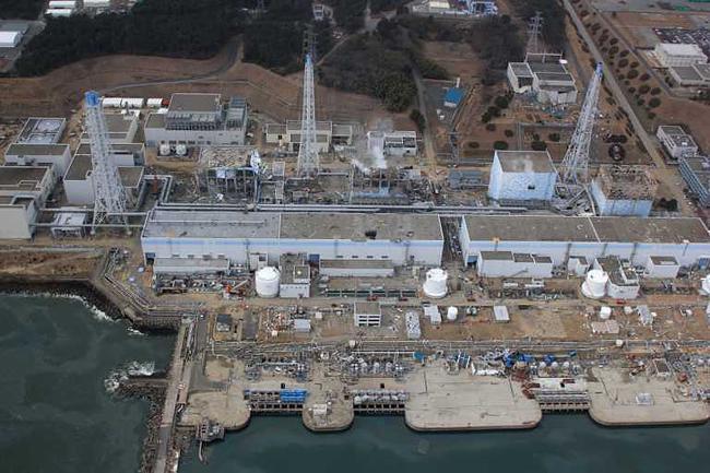 АЭС Фукусима-1 состоянием на 24.03.2011