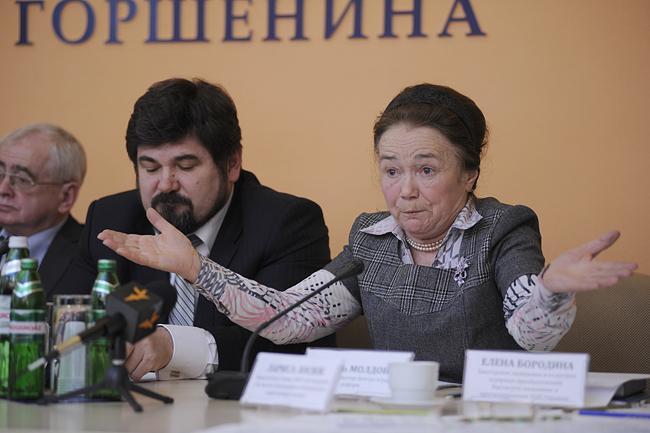 Любовь Молдован, генеральный директор Центра аграрных реформ, главный научный сотрудник Института экономики и прогнозирования НАН