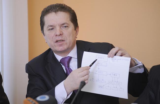 Григорий Смитюх, народный депутат (ПР)