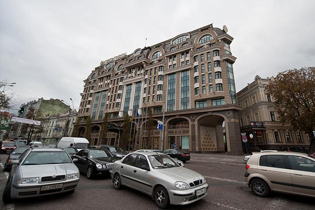 отель Интерконтиненталь
