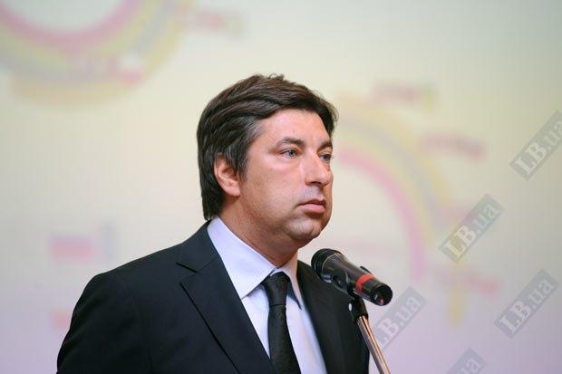 Президент Института Горшенина Вадим Омельченко