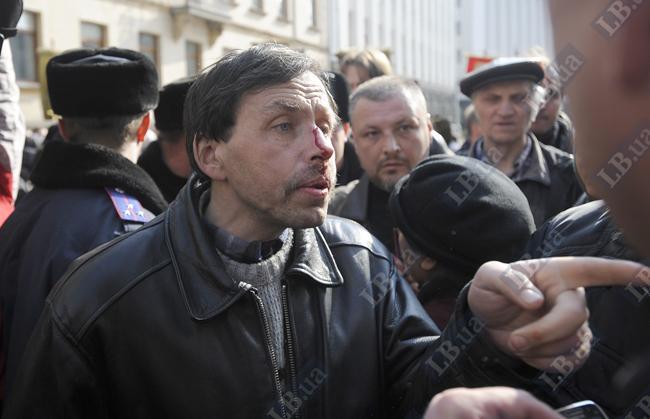 Пострадавший православный активист