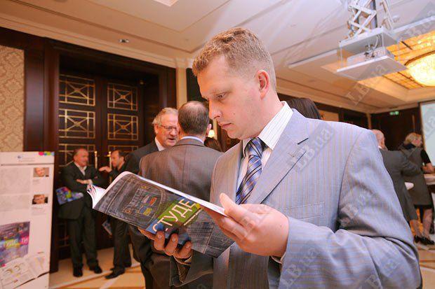 Заместитель председателя общественной организации Молодые регионы Игорь Хохич