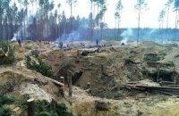 Объем нелегального рынка янтаря в Украине - свыше $200 млн, - нардеп