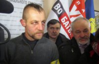 Активист Майдана Гаврилюк опроверг, что его взяли в плен на Донбассе