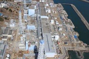 """Американский беспилотник рухнул на реактор АЭС """"Фукусима-1"""""""