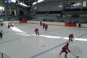 Путин сыграл в хоккей вместе с Президентом Финляндии