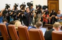 З початку року поліція відкрила 63 провадження за злочини в сфері діяльності журналістів