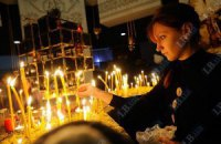 Музей пам'яті жертв Голодомору не дає розпочати панахиду