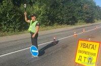 Пьяный парень на мотоцикле врезался в прохожих в Сумской области, женщина погибла