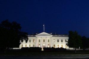 В забор Белого дома въехали два пьяных сотрудника Секретной службы США