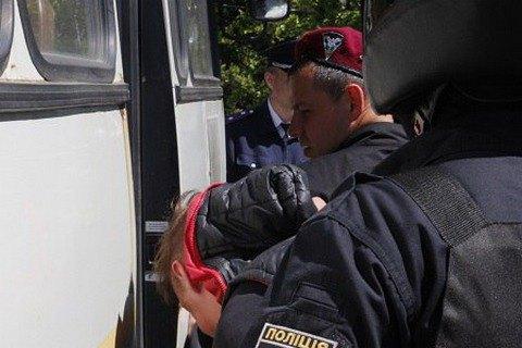 Прокуратура составила подозрение еще шести участникам столкновений 9 мая в Днепре