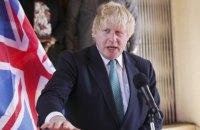 Джонсон призначив перших трьох міністрів