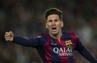 Месси ни разу не признавался футболистом месяца в Испании