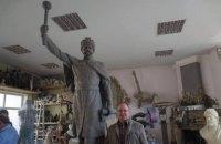 В Коломаке открыли памятник Мазепе