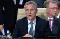 НАТО не потрібно дозволу РФ на вступ України в Альянс, - Столтенберг