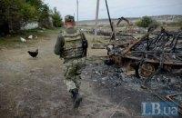 За ночь боевики обстреляли силы АТО более 40 раз: есть пострадавшие