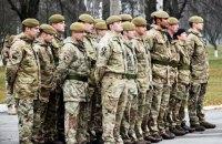 Британские инструкторы начали обучать украинских пехотинцев по программе ORBITAL