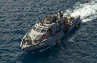 CNN: Україна отримає від США патрульні катери Mark VI