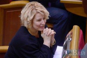 Герман посоветовала Януковичу ехать в Крым