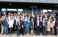 На Донбассе открыли почетные консульства Литвы и Латвии