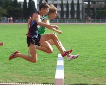 Днепропетровская область заняла 3-е место на ЧУ по легкой атлетике среди ДЮСШ