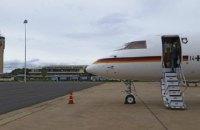 У Берліні аварійно сів літак уряду Німеччини