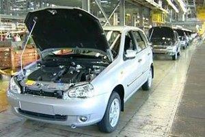 Украина может ограничить ввоз российских автомобилей