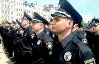 В МВД рассказали о первом дежурстве новой патрульной полиции Киева